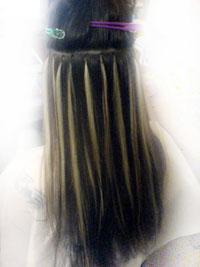 нарастить волосы луганск